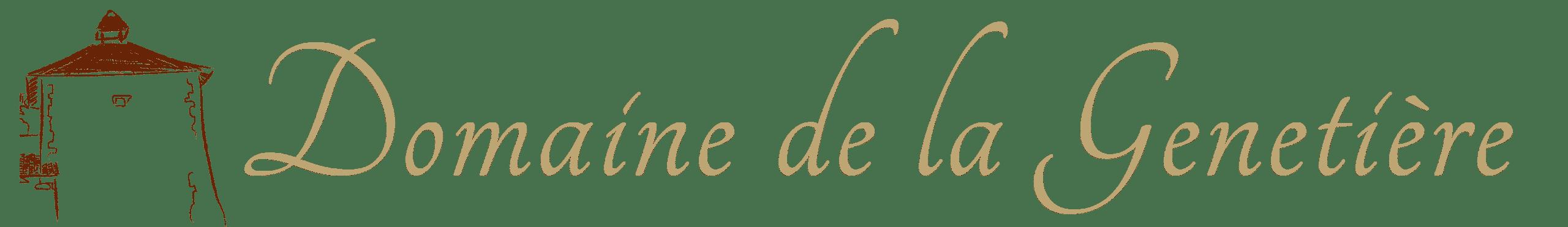 Domaine de la Genetière